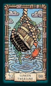Sunken Trunk - Sails