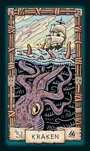 Kraken - Sails