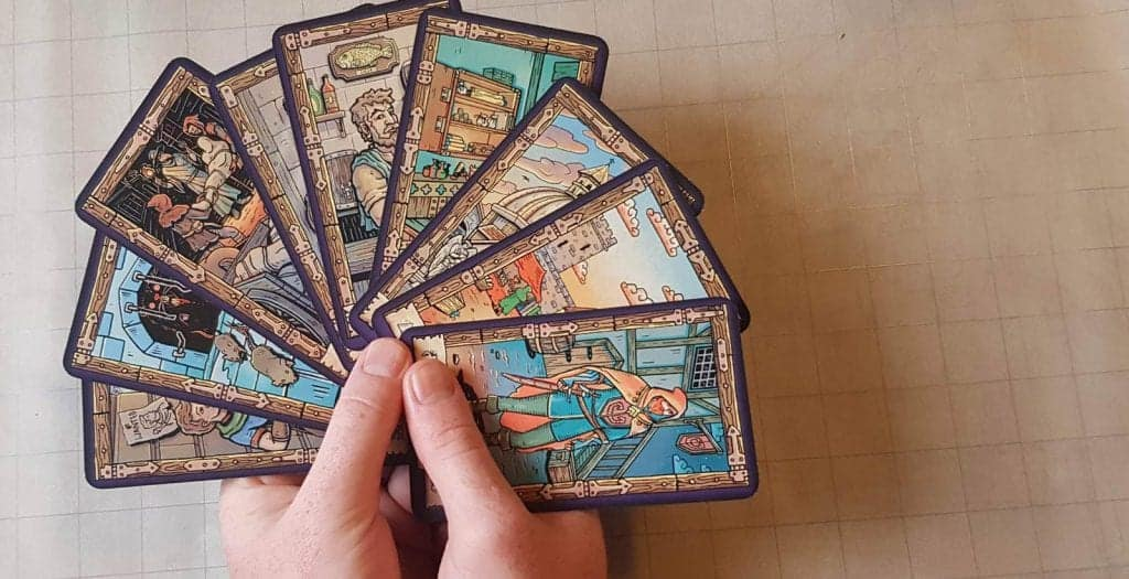 Augmented Reality Cards