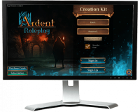 Ardent Roleplay | GM Creation Kit