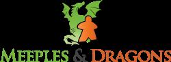 M&D - Stacked Transparent Logo