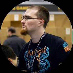 Caleb Barton (Senior Programmer)